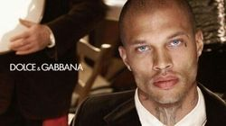 Jeremy Meeks: il ladro più bello di Facebook è diventato un meme. Ora veste i panni di un modello Dolce & Gabbana