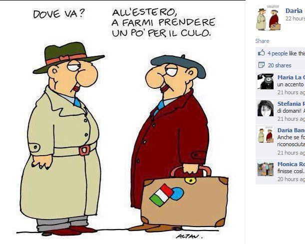 #Emigriamo e #viadallItalia. Dopo le elezioni si diffonde in rete l'idea di trasferirsi all'estero. Ecco...