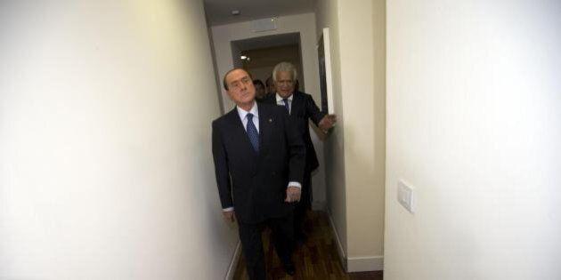 Decadenza Berlusconi, tutti per voto palese. Ma senza l'ok del Pdl è solo una corsa per allontanare il...