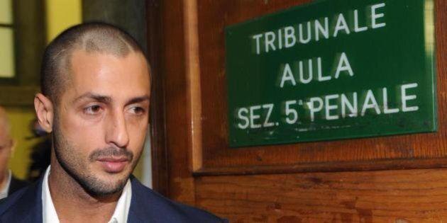 Fabrizio Corona, lettera dal carcere: