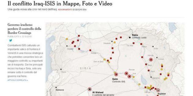 La guerra dell'Isis è una guerra per il