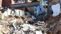 Voragine nella favela di Natal: partita a rischio? (FOTO,