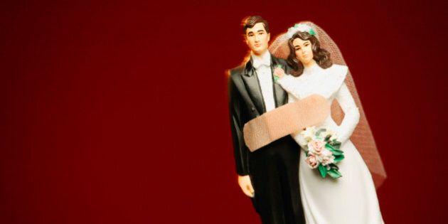 Istat, per la prima volta calano separazioni e divorzi. Coldiretti: