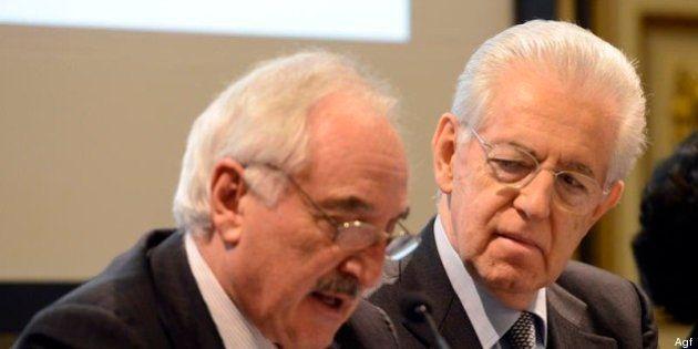 Scelta Civica, Alberto Bombassei vice di Mario Monti: approvato il nuovo organigramma ma resta il nodo...