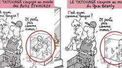 Francia, Le Monde dà un colpo di gomma alla satira su