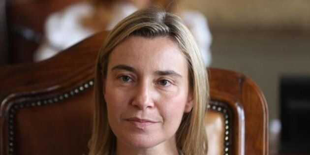 Federica Mogherini: