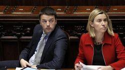 Nomine Ue - Matteo Renzi candida Federica Mogherini a Mrs Pesc. E Letta e D'Alema resterebbero