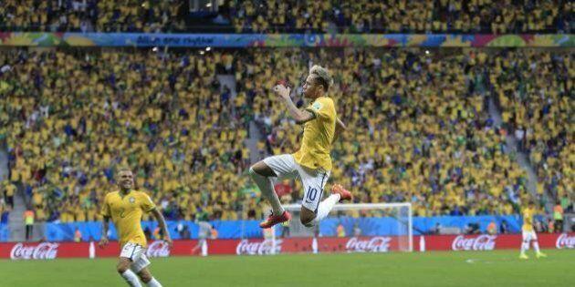 Mondiali. Il fuoriclasse Neymar e il