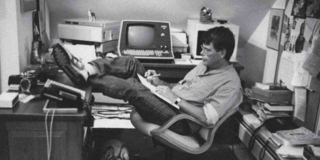 Scrittori famosi nelle stanze in cui sono nati i loro capolavori: Arthur Miller, George Orwell, Ernest...