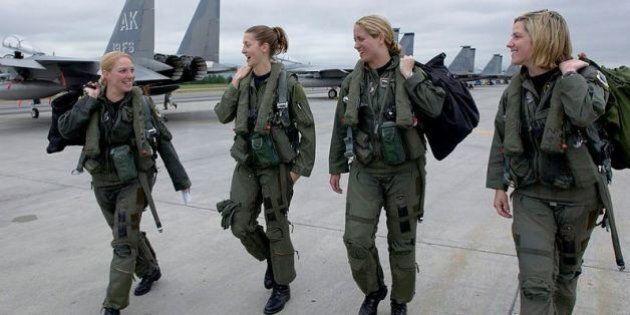 FOTO soldatesse affascinanti: l'esercito Usa dice basta