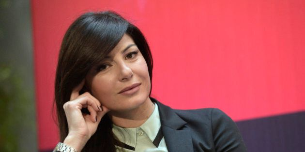 Ilaria D'Amico parla del flirt con Gianluigi Buffon: