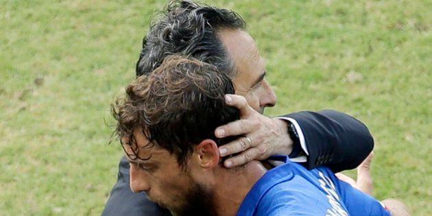 Italia Uruguay Mondiali 2014: gli azzurri sconfitti sono fuori. Prandelli e Abete si dimettono