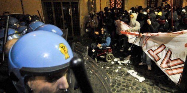 No Tav, scontri a Roma: la procura apre un'inchiesta. Enrico Letta: