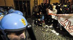 No Tav scontri a Roma, la procura apre un'inchiesta contro ignoti