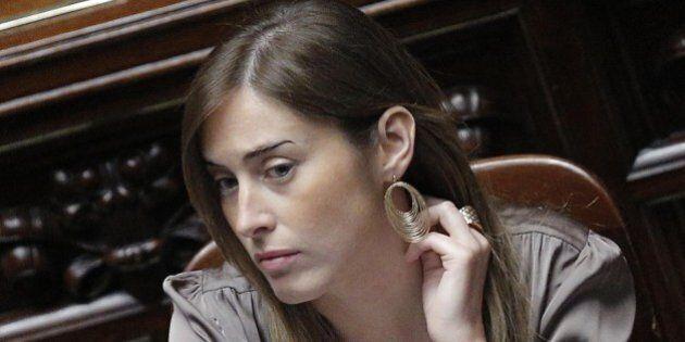 Maria Elena Boschi, insulti sulla pagina Facebook di Grillo: