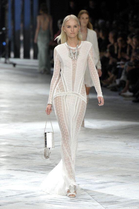 Moda sfilate Milano: le divine di Roberto
