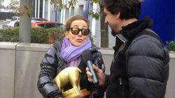 D'Urso, tapiro d'oro per l'intervista a Silvio