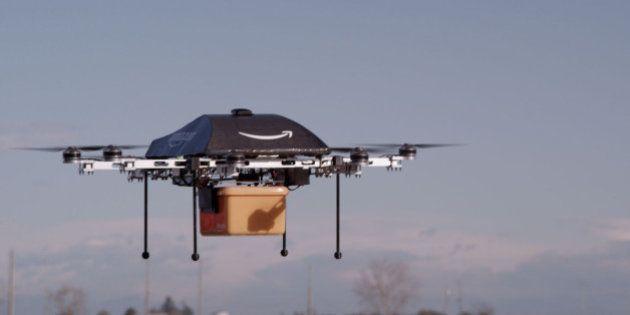 Droni Amazon, l'autorità per l'aviazione Usa mette a terra il progetto di Bezos: