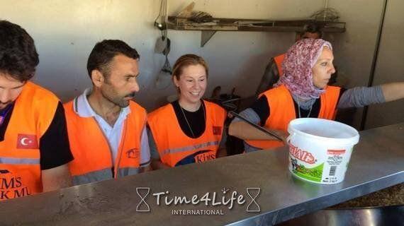 Destinazione Siria - un piccolo sacchetto di plastica