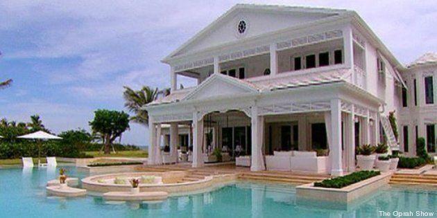Residenze vip: le case di vacanza delle star di Hollywood