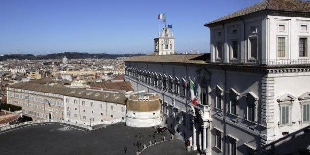 Governo Renzi, consultazioni al Colle. Forza Italia:
