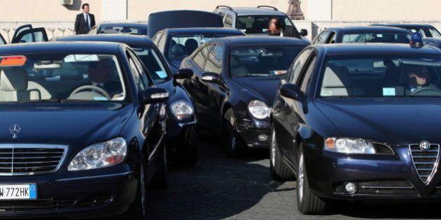 Auto blu del governo, l'imprenditore minacciato dalla mafia ne compra una blindata per