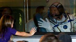 Spazio: primo italiano sulla Iss. Possibile passeggiata per l'astronauta Luca Parmitano