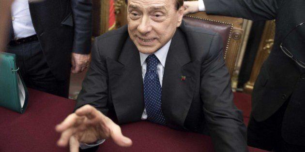 Forza Italia: fibrillazioni sul Senato elettivo celano messaggio a Renzi: