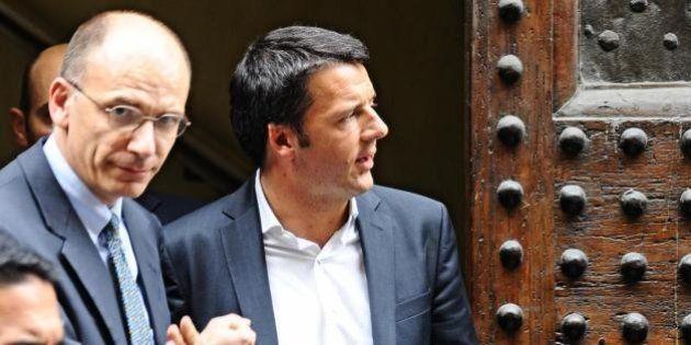 Matteo Renzi sfida Enrico Letta sulle privatizzazioni: