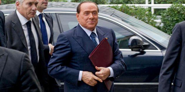 Forza Italia, Silvio Berlusconi informa i vertici Mediaset: