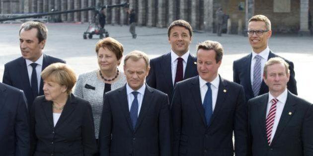 Vertice Ue, Jean-Claude Juncker designato presidente della Commissione Europea