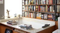Avete mai visto librerie così?