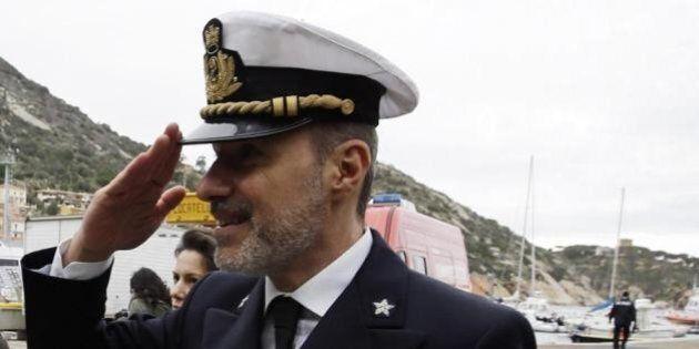 Gregorio De Falco, rimosso dal settore operativo della Capitaneria.