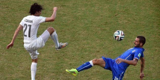 Uruguay - Italia siamo