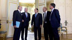 Francia: l'intervento in Siria