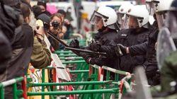 Blockupy a Francoforte: i ragazzi di Occupy protestano davanti alla Bce (FOTO,