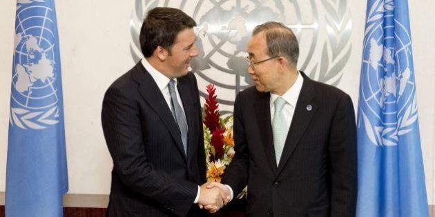 Bene il contributo al fondo verde ONU, ma ora Renzi dovrà uscire dalla sua