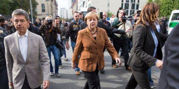 Angela Merkel come Margaret Thatcher, al bivio della storia. Dodici anni al potere come la Lady di