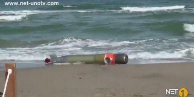 Puglia, la Marina perde un siluro. Ritrovato sulla spiaggia da un bagnante