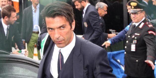 Mondiali. La solitudine di Gigi Buffon e i crolli di