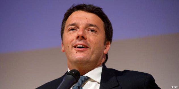Matteo Renzi e Flavio Briatore a pranzo: il manager