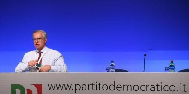 Congresso Pd, Guglielmo Epifani: