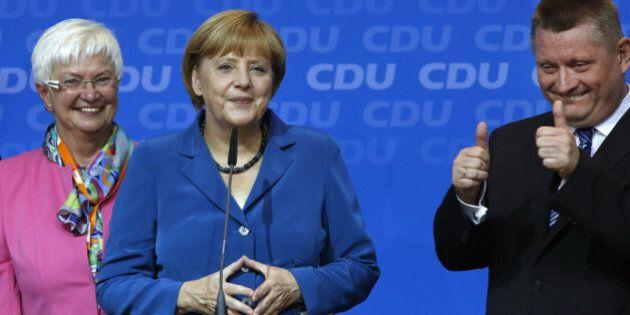 Angela Merkel: la mutti di ferro, vincitrice solitaria delle elezioni