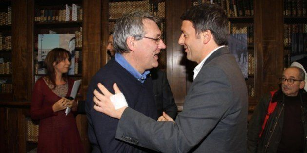 Congresso Cgil, Maurizio Landini e Matteo Renzi uniti contro Susanna Camusso in stile