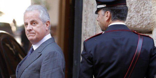 Claudio Scajola arrestato dalla dia di Reggio Calabria (FOTO,