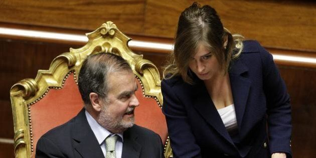 Roberto Calderoli sulla riforma del Senato: