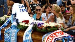 L'addio a Ciro, c'è anche Genny 'a Carogna (DIRETTA