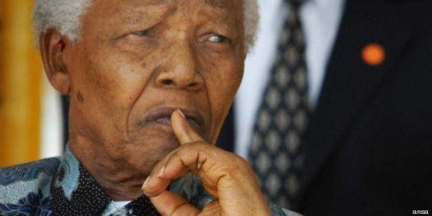Nelson Mandela ricoverato in ospedale: