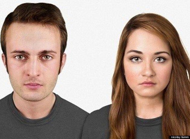 Evoluzione esseri umani: tra 100 mila anni le facce dei nostri discendenti potrebbero essere così