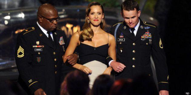 Spike Guys' Choice Awards 2013, da Ben Affleck a Vince Vaughn, passando da Jessica Alba, ecco chi c'era...